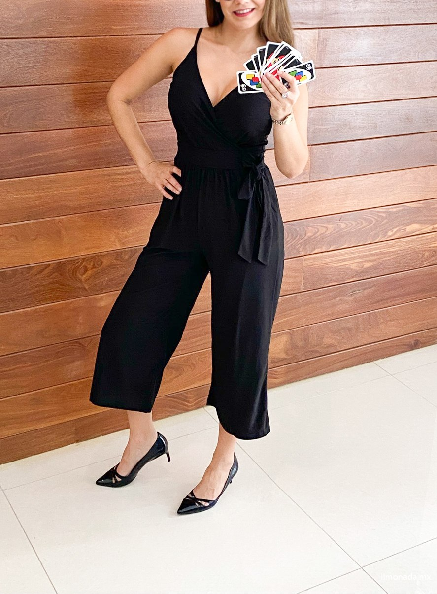 JUMPSUITS Jumpsuit Color Negro